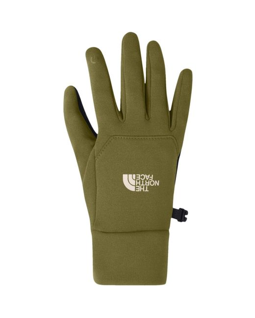 The North Face - Green Etip Glove - Lyst