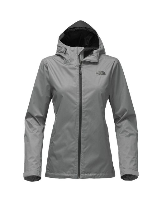 The North Face - Gray Arrowood Triclimate Jacket - Lyst