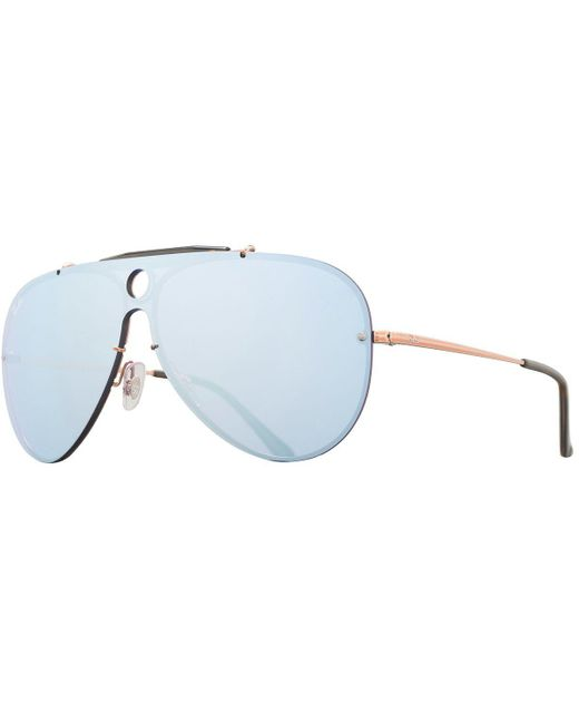 22d2f3cb87b Lyst - Ray-Ban Blaze Shooter Sunglasses for Men