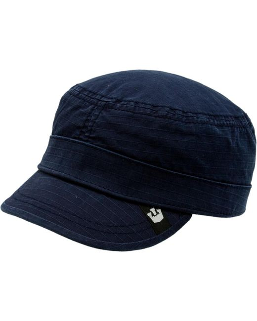 a97724cd4e Lyst - Goorin Bros Private Cadet Hat in Blue for Men