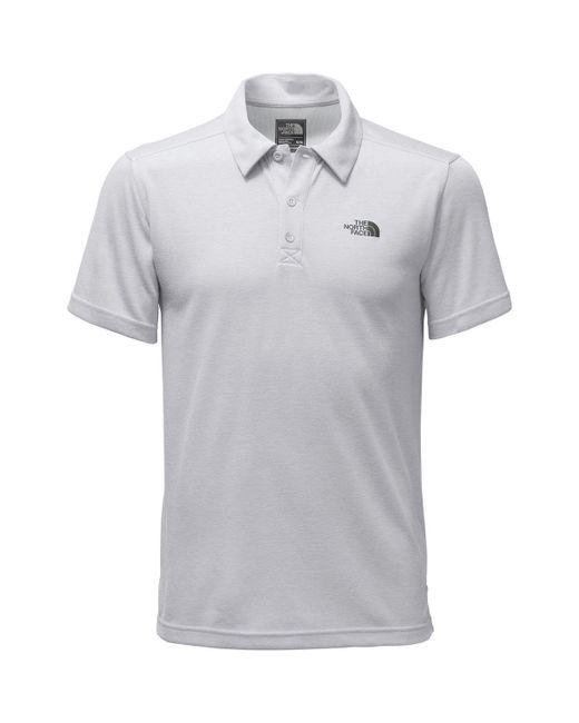 f3cd2d45c Men's Gray Plaited Crag Polo Shirt