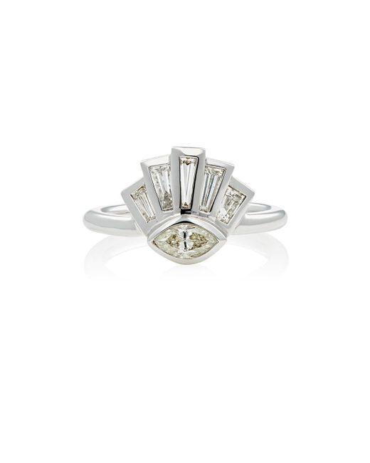 Finn - Metallic Eye Of Providence Ring - Lyst