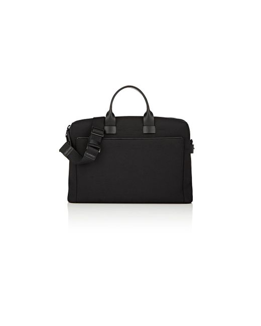Troubadour   Black Slim Briefcase   Lyst