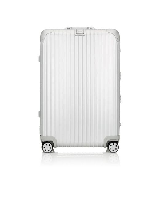 Rimowa - Metallic Topas 29 Multiwheel® Suitcase for Men - Lyst