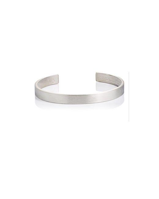 Le Gramme - Metallic Le 21 Cuff - Lyst