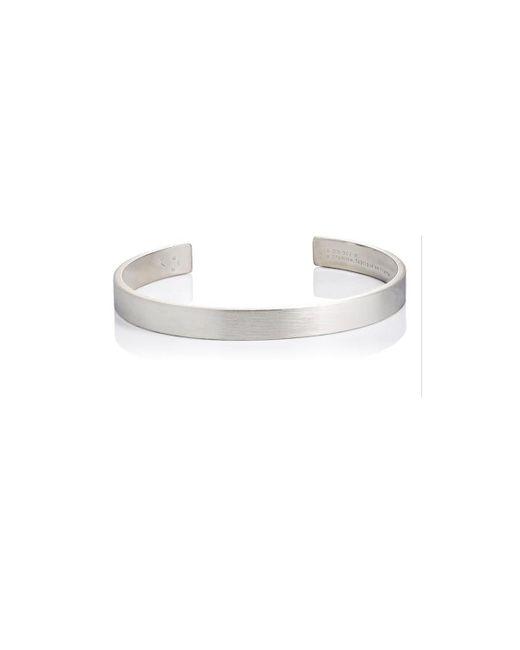 Le Gramme - Metallic Le 21 Cuff for Men - Lyst