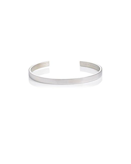 Le Gramme - Metallic Le 13 Cuff for Men - Lyst
