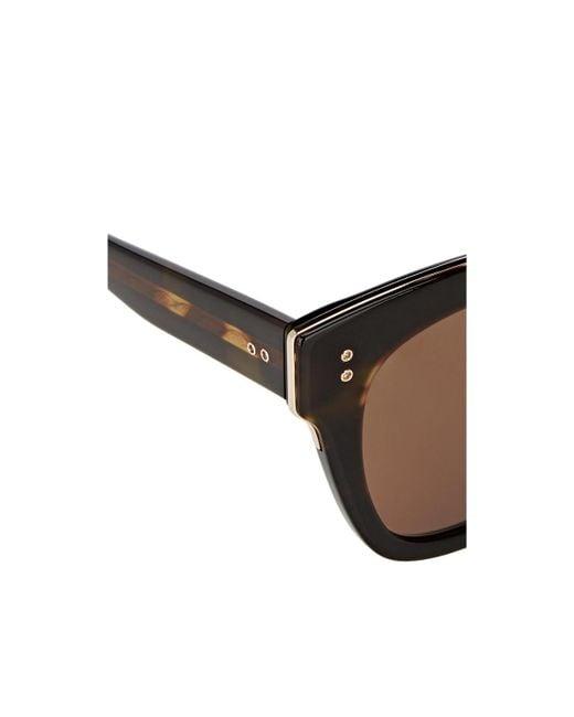a84fe12ae987 ... Dita - Brown Day Tripper Sunglasses - Lyst