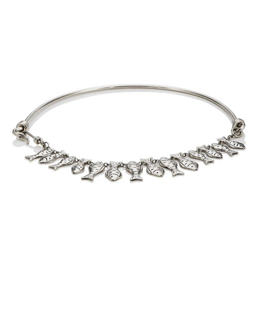 Pamela Love - Metallic Neptune Collar Necklace - Lyst