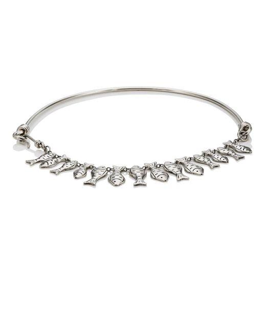 Pamela Love - Metallic Neptune Collar Necklace - Lyst