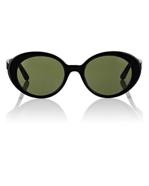 Oliver Peoples - Black Parquet Sunglasses - Lyst