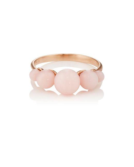 Irene Neuwirth | Pink Opal Ring | Lyst