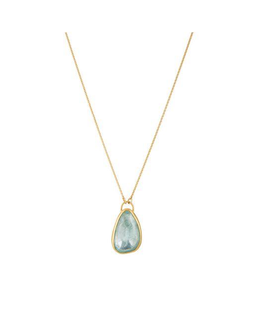 Eli Halili - Yellow Aquamarine Pendant Necklace - Lyst