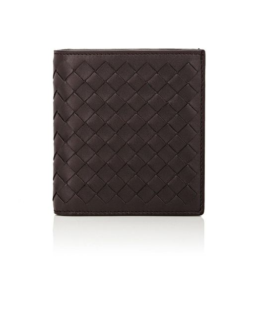 Bottega Veneta | Brown Intrecciato Mini for Men | Lyst