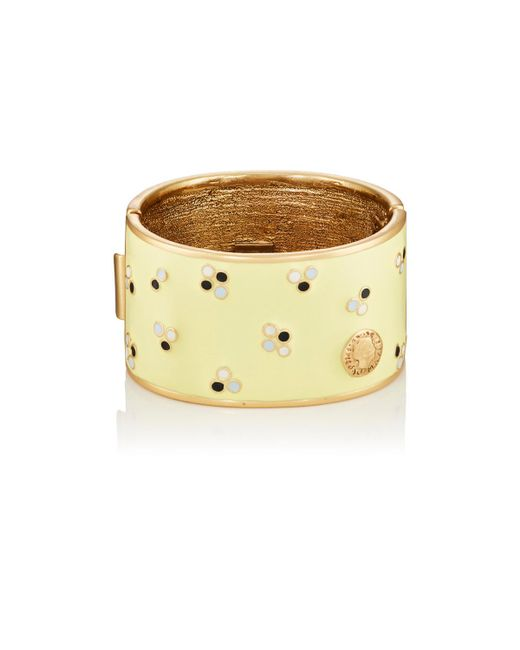 Maison Mayle | Yellow Saint Phalle Bangle | Lyst