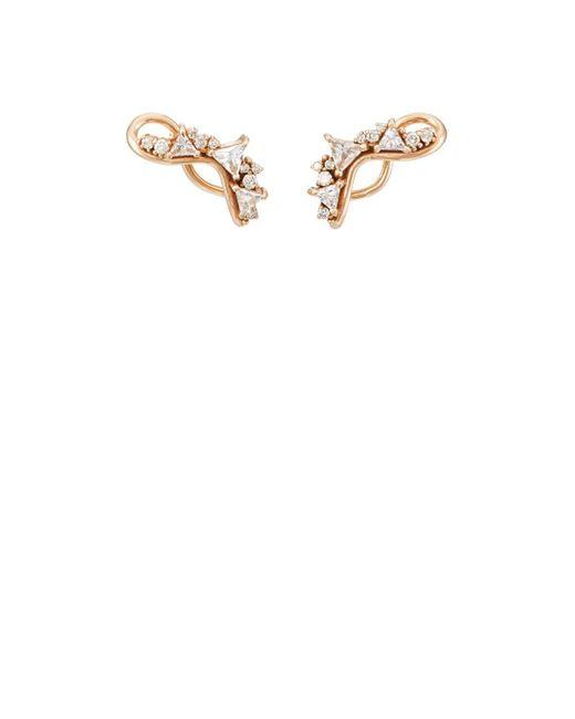 Fernando Jorge | Metallic Fusion Lobe Earrings | Lyst