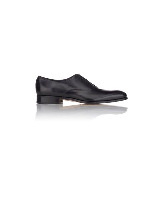 Ferragamo | Black Fedele for Men | Lyst