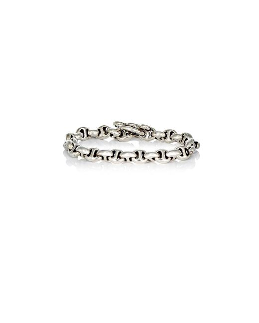 Hoorsenbuhs | Metallic Diamond & Sterling Silver Bracelet | Lyst