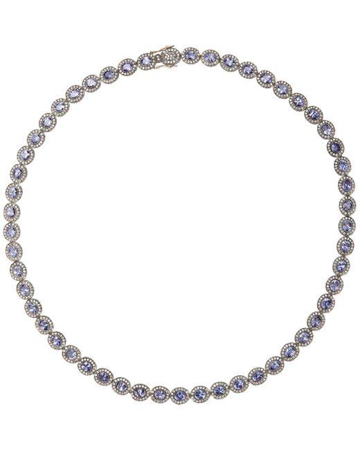 Munnu   Metallic Mixed-gemstone Oval   Lyst
