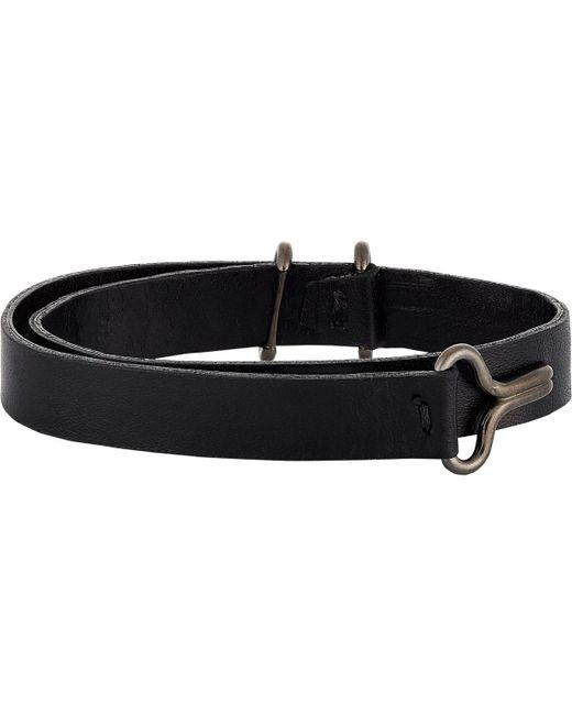 Giles & Brother | Black visor Cuff Bracelet for Men | Lyst