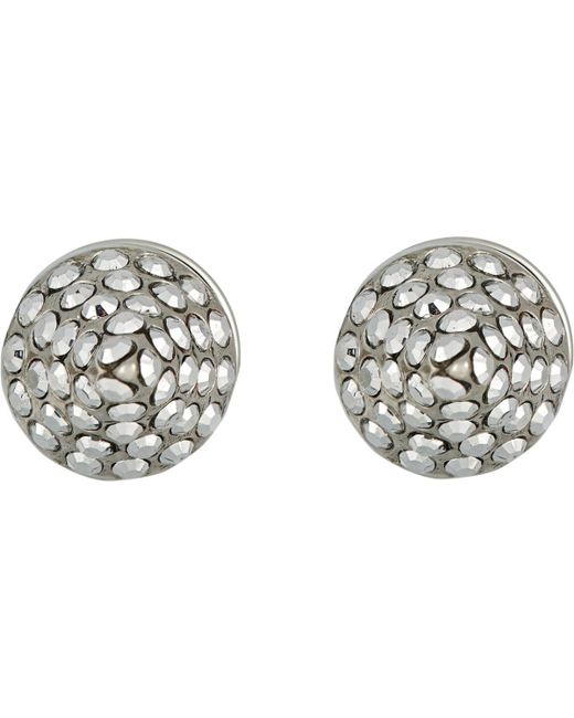 Givenchy   Metallic Double-sided Conical Studs   Lyst