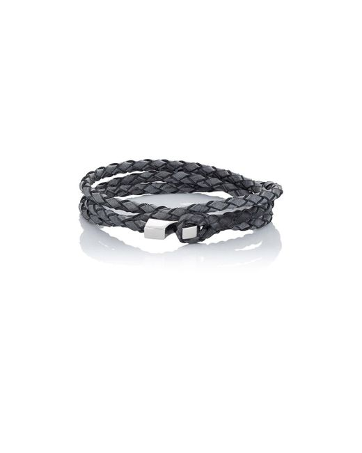 Miansai | Metallic Ipsum Wrap Bracelet for Men | Lyst