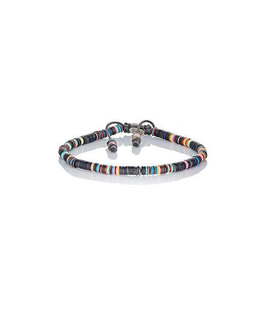 M. Cohen | Black Beaded Bracelet | Lyst
