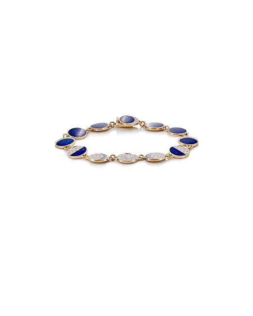 Pamela Love | Multicolor Moon Phase Bracelet | Lyst