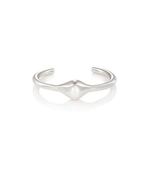Jennifer Fisher | Metallic Small Orb Cuff | Lyst