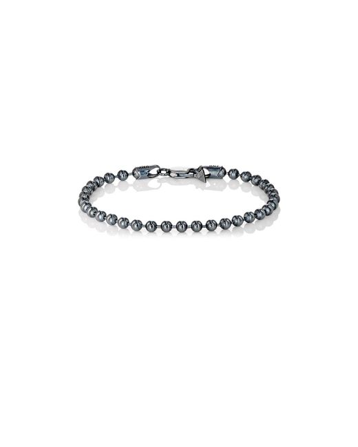 Loren Stewart   Metallic Ball & Chain Bracelet   Lyst