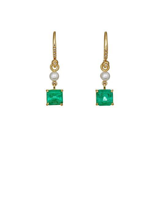 Irene Neuwirth | Metallic Mixed-gemstone Double | Lyst