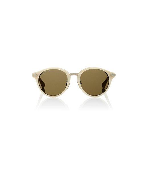 Gucci | White 0066s Sunglasses | Lyst