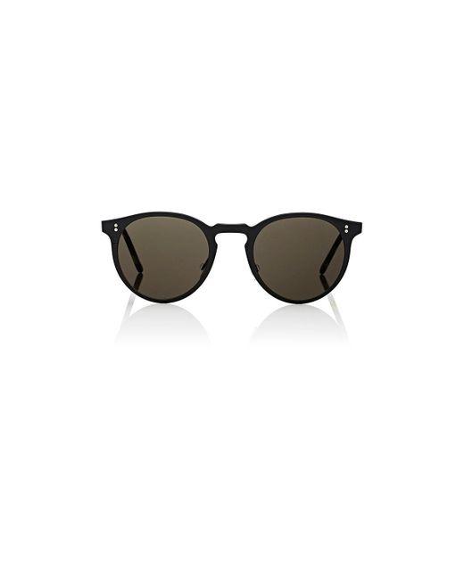 Oliver Peoples | Black Elias Sunglasses | Lyst