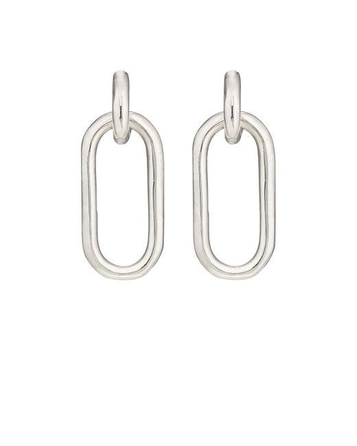 Pamela Love | Metallic Small Beaumont Drop Earrings | Lyst