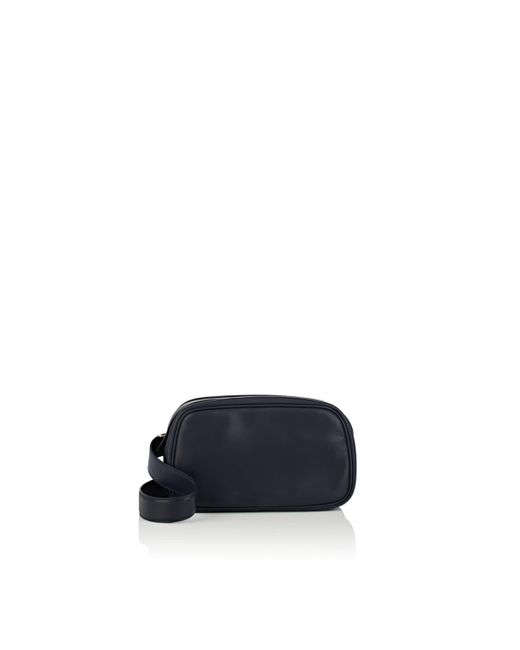 The Row - Blue Leather Belt Bag - Lyst