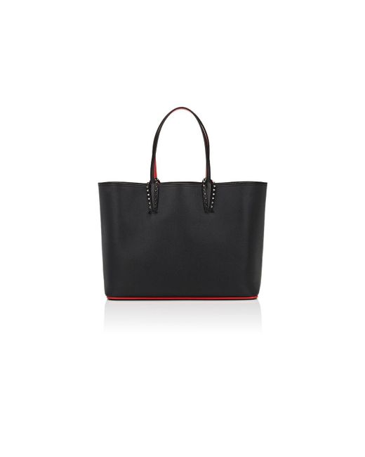 763ea5afe787 Lyst - Christian Louboutin Cabata Tote Bag in Black - Save 4%