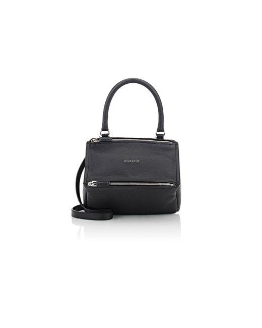 Givenchy - Black Pandora Small Messenger - Lyst
