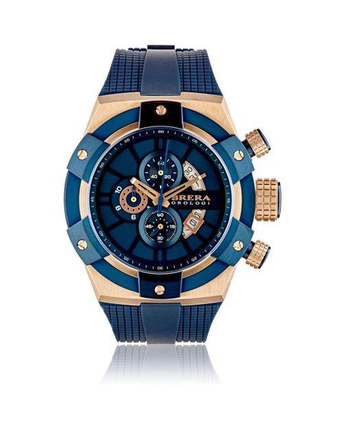 Brera Orologi   Blue Supersportivo Watch for Men   Lyst