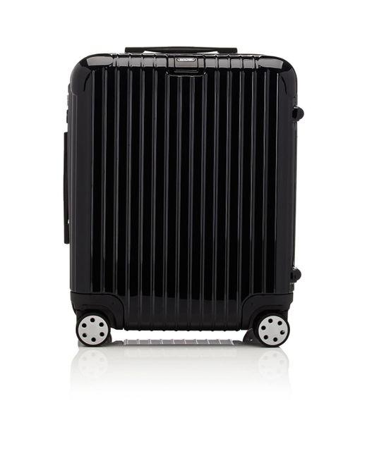 Rimowa | Black Salsa Deluxe 22 Cabin Multiwheel® Trolley for Men | Lyst