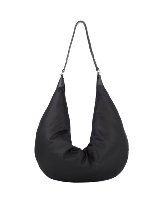 The Row | Black Sling Hobo Bag | Lyst