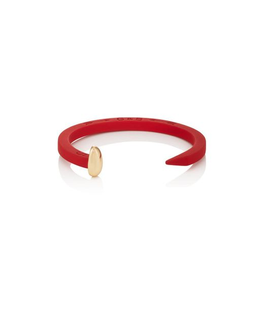 Giles & Brother | Metallic Railroad Spike Cuff | Lyst