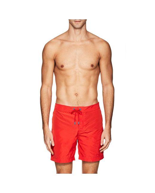 Sundek - Red M542 Board Shorts for Men - Lyst