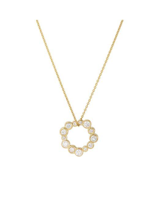 Pamela Love - Metallic Paillette Pendant Necklace - Lyst
