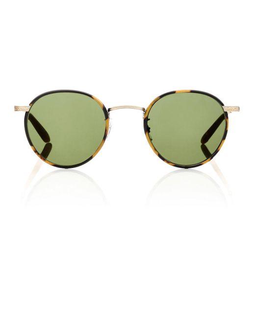 Garrett Leight - Brown Wilson Sunglasses for Men - Lyst