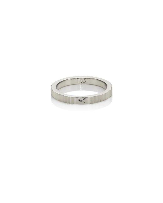 Le Gramme - Metallic Le 5 Ring for Men - Lyst