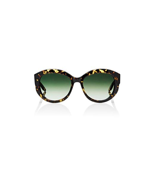 Barton Perreira - Green Patchett Sunglasses - Lyst