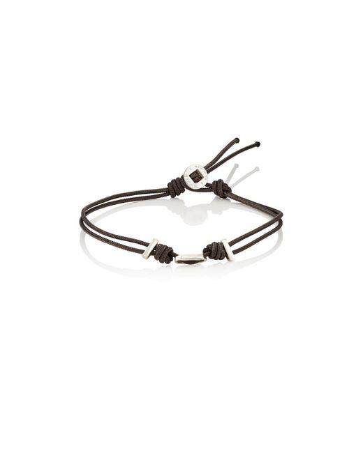 Zadeh - Metallic St. Tropez Bracelet for Men - Lyst