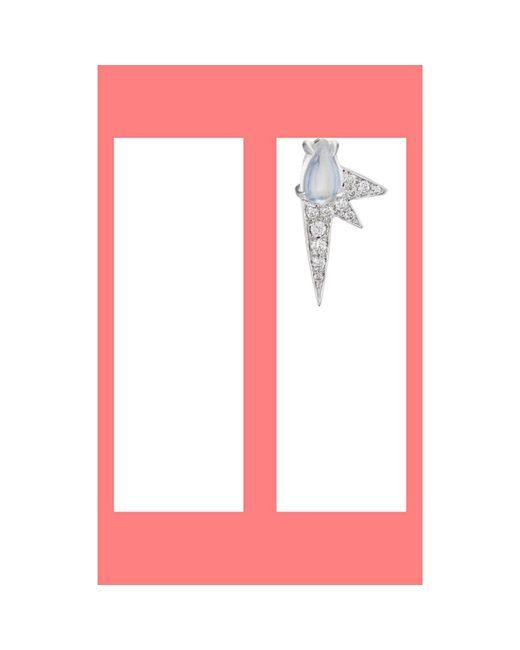 Finn - Metallic Spike Stud Earring - Lyst