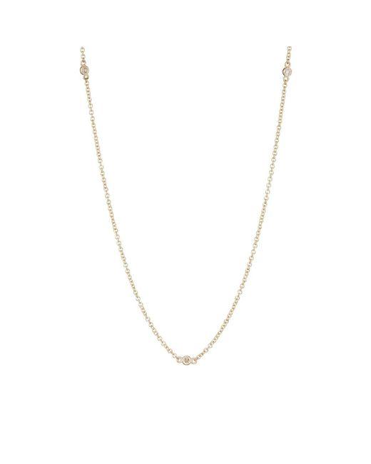 Grace Lee | Metallic Dots Necklace | Lyst