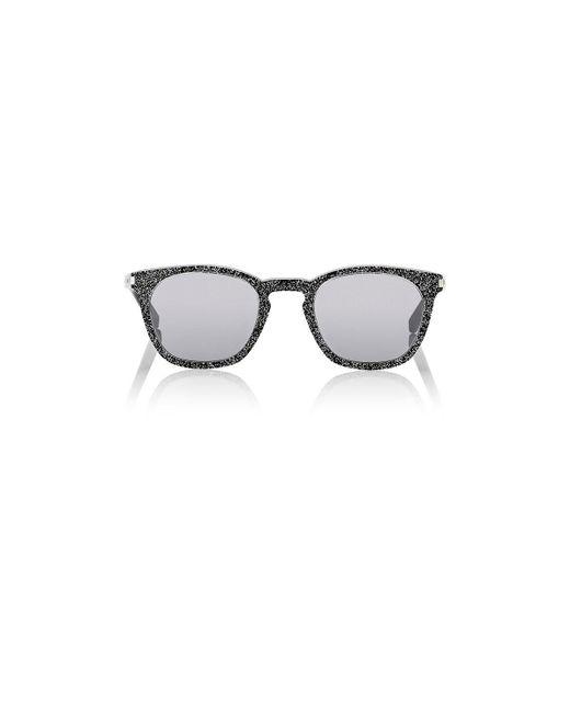 4c11e12d8d3 Saint Laurent - Black Sl 28 Sunglasses for Men - Lyst ...